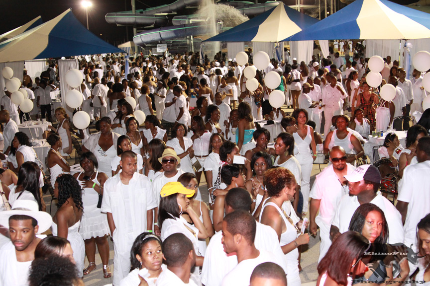1ST ANNAUL ALL WHITE AFFAIR [ 2009 ] ~  Nashville Shores