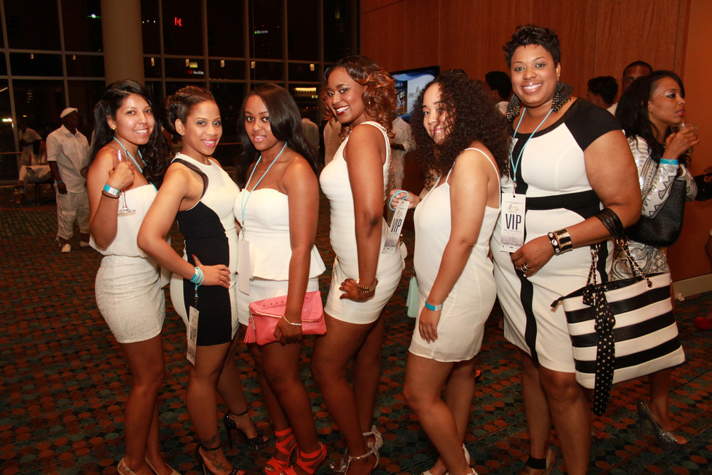 7TH ANNUAL ALL WHITE   AFFAIR [ 2015 ] ~  Music City Center