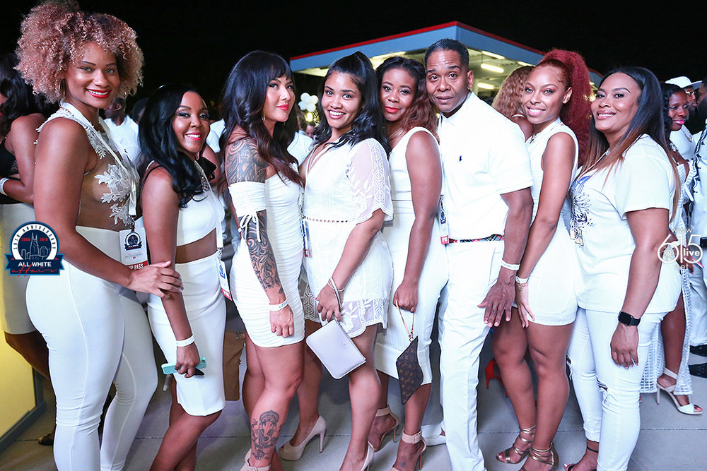 2018 All White Affair RECAP - See what you missed...or what you loved...about this year's event!