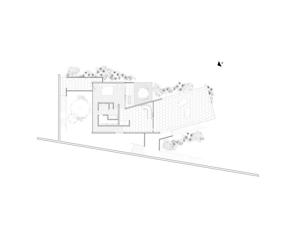 Floor -03   (minus three), bedroom level