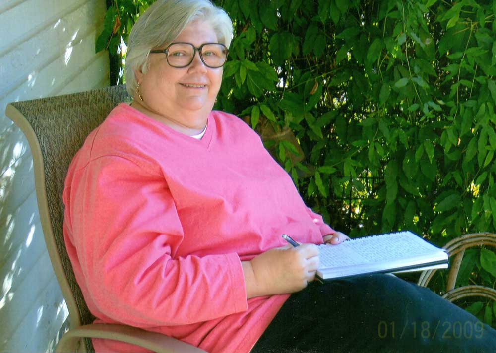 Sue Estes; she will be missed.