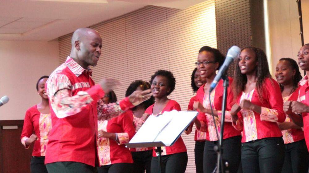 The Nairobi Chamber Chorus, Ken Wakia, conductor