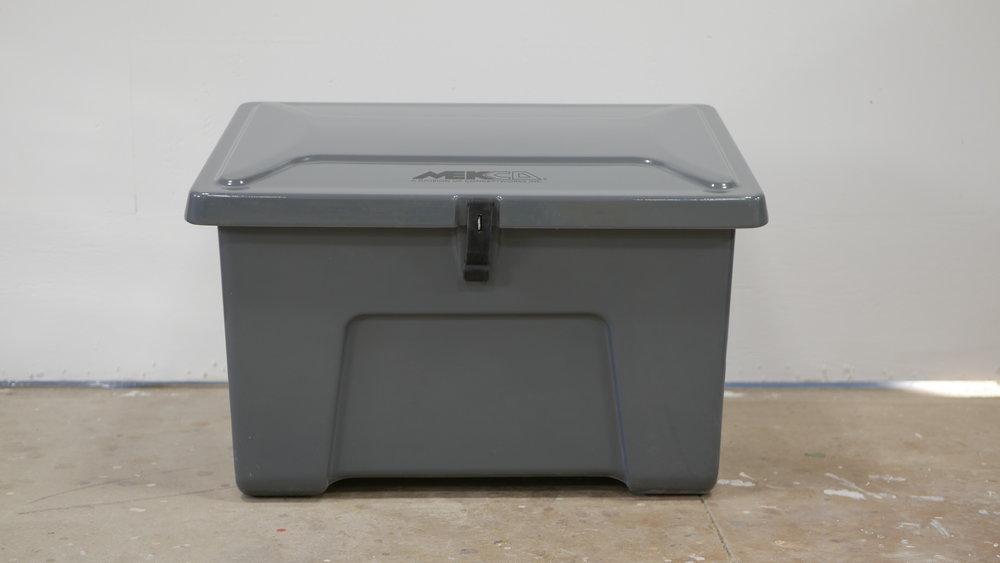 MEK 23 Sand And Salt Storage Box U2014 MEKCO®