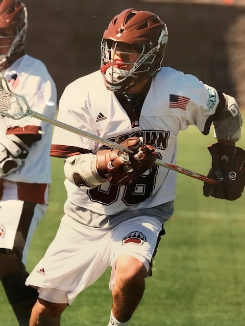Nick Martell - Brown Lacrosse Photo 1.JPG