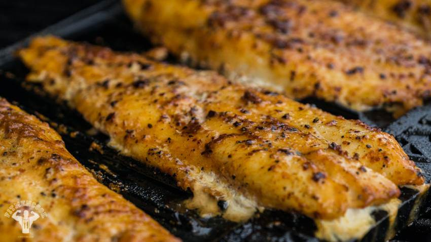Southwestern Style Smoked White Fish.  Credit .