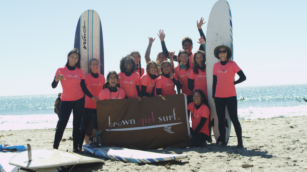 Support us! - Thank you for supporting Brown Girl Surf to build a more diverse, joyful, and environmentally reverent women's surf culture. You can make a recurring or one-time donation online below. To donate by check, please send a check made out to our fiscal sponsor SOCIAL GOOD FUND, with