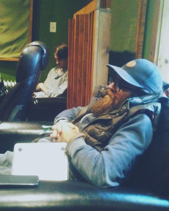 Sleepy drummer  #studionaps @codapopstudios