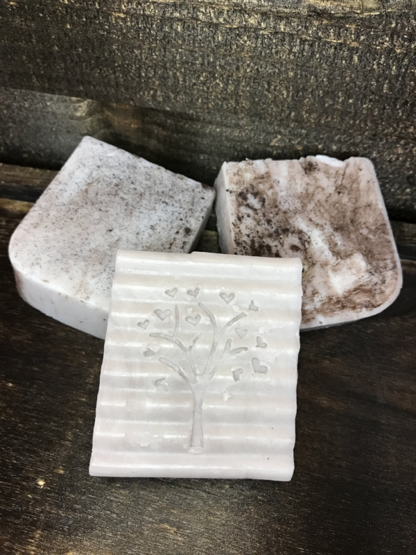 Organic Goats Milk Soap