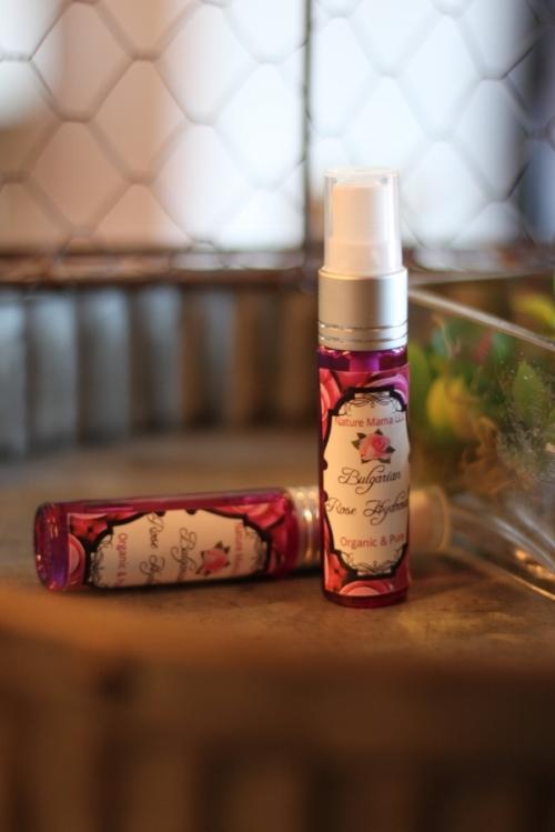 Organic Pure Bulgarian Rose Hydrosal