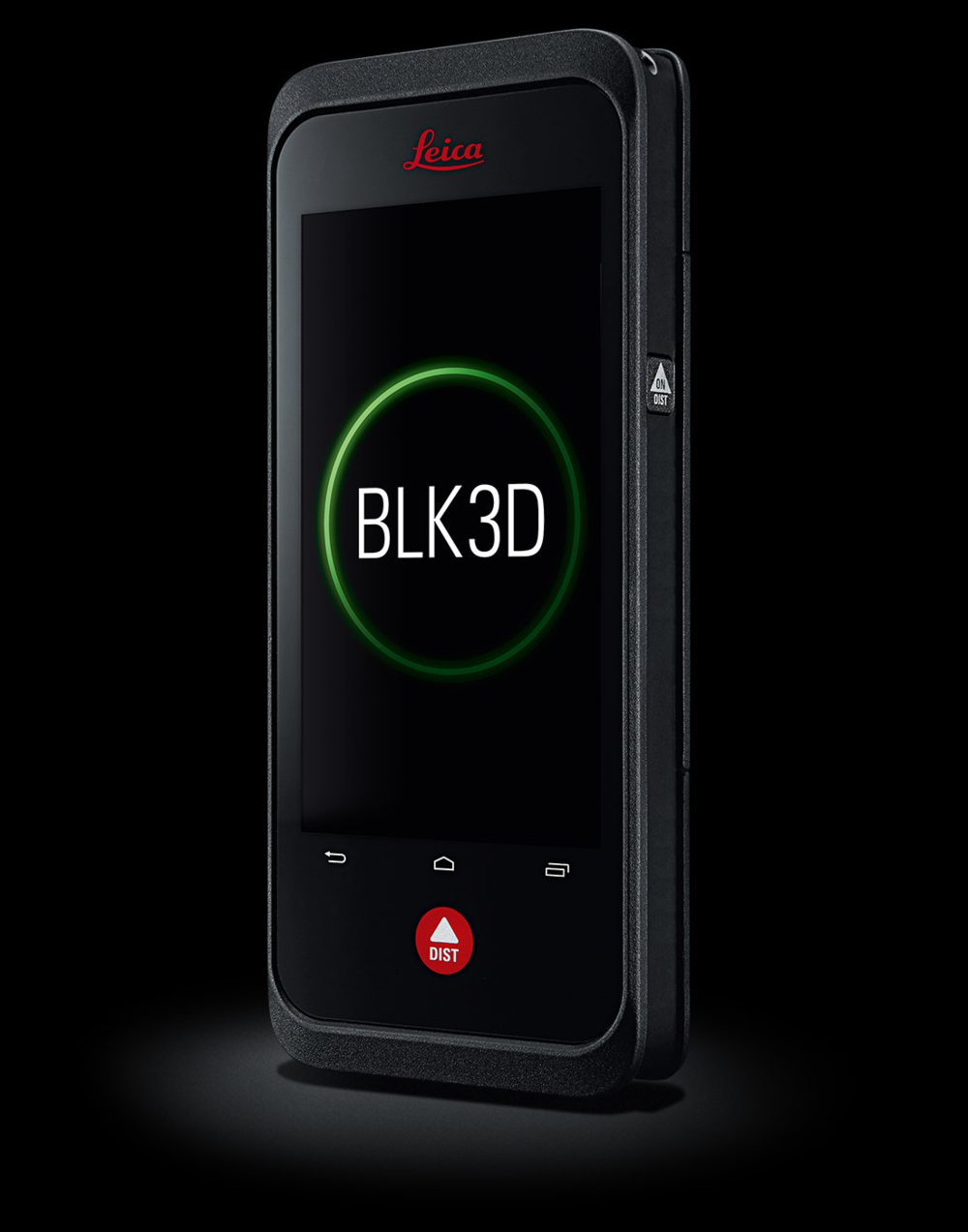 The art of photogrammetry. Simplified. - The BLK3D was created by drawing from our portfolio of technologies, miniaturizing them and simplifying them to deliver unprecedented performance in a push button imaging device.
