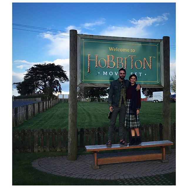 Tourist AF — special shout out to Kathryn's $18.00 Op Shop outfit...imma steal that kilt. #thisisthelastHobbitonpicturefornow