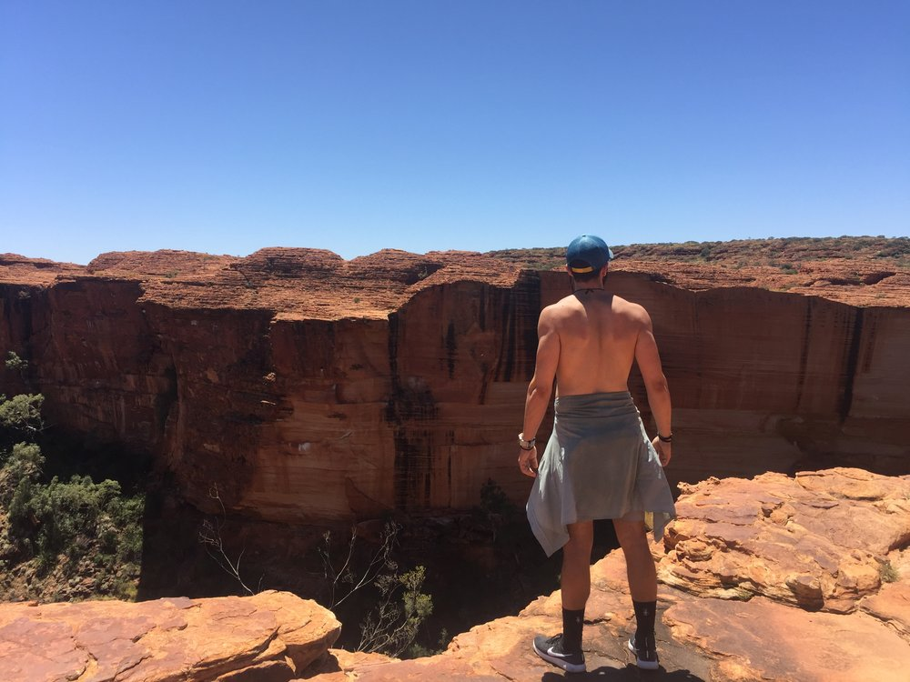 Kings Canyon, Rim Walk.