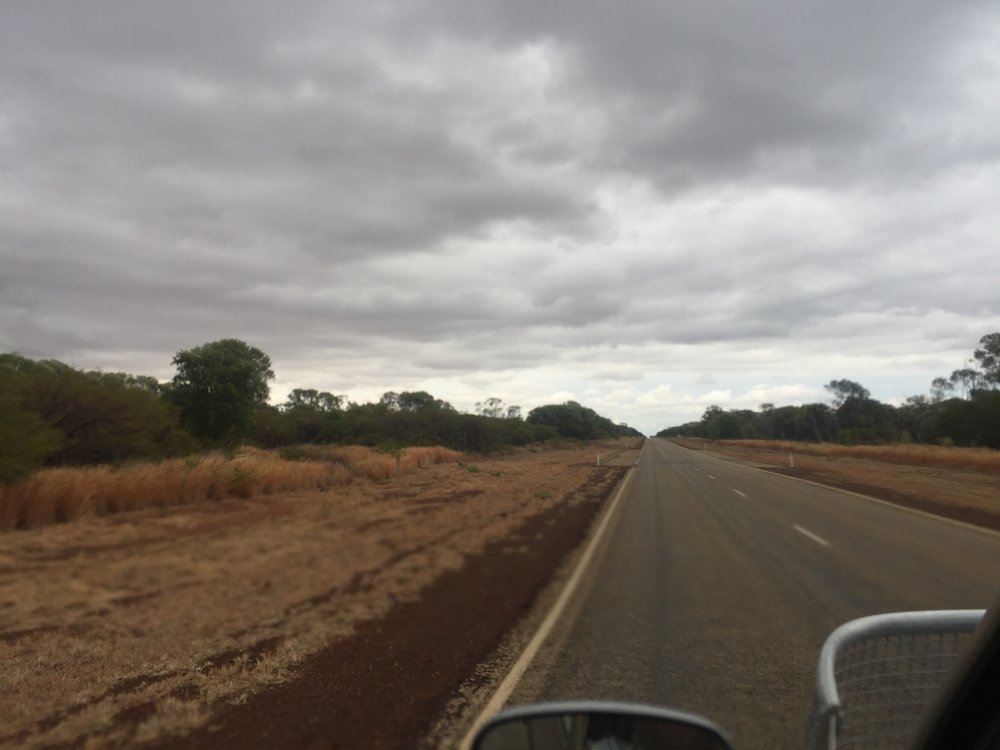 Highway 1, Northern Territory.