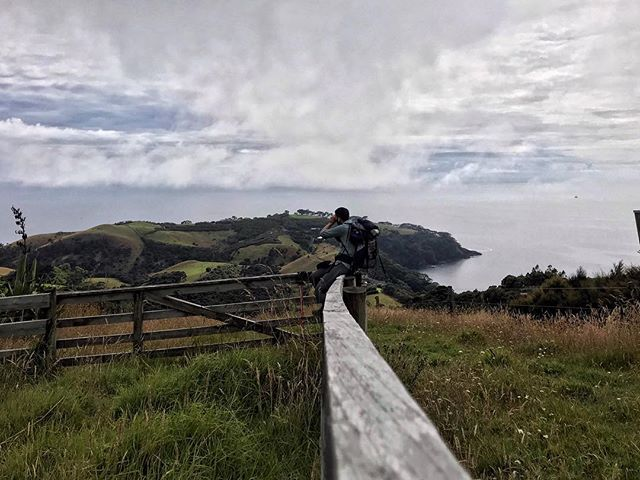 Just me and him on a casual stroll across a country far from home. . . #wonderlustnewzealand #adventure #livesimply #gathernomoss #explorer #travelcouple #trampslife #hike #hikingadventures #hiking #wanderlust #adventurealways #womenwhoexplore #lifeofadventure  #aroundtheworld #newzealand #teararoatrail  #thruhike #wildernessculture #pilgrimandprose #getoutside #sheisnotlost #dametraveler #womenwhohike #trekmove #travelstrapped  #youandme #adventuretogether #staywild #keepmoving