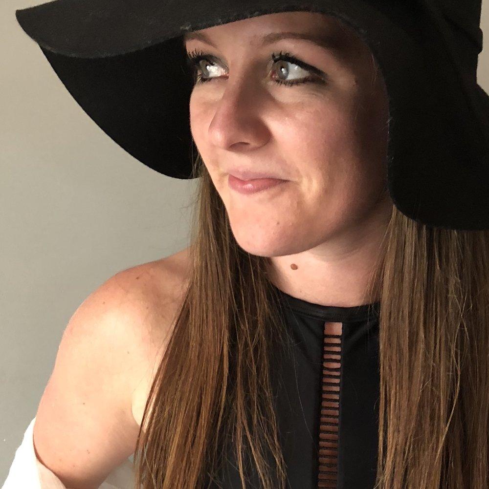 Boutique Fashion Black Summer Hat.jpg