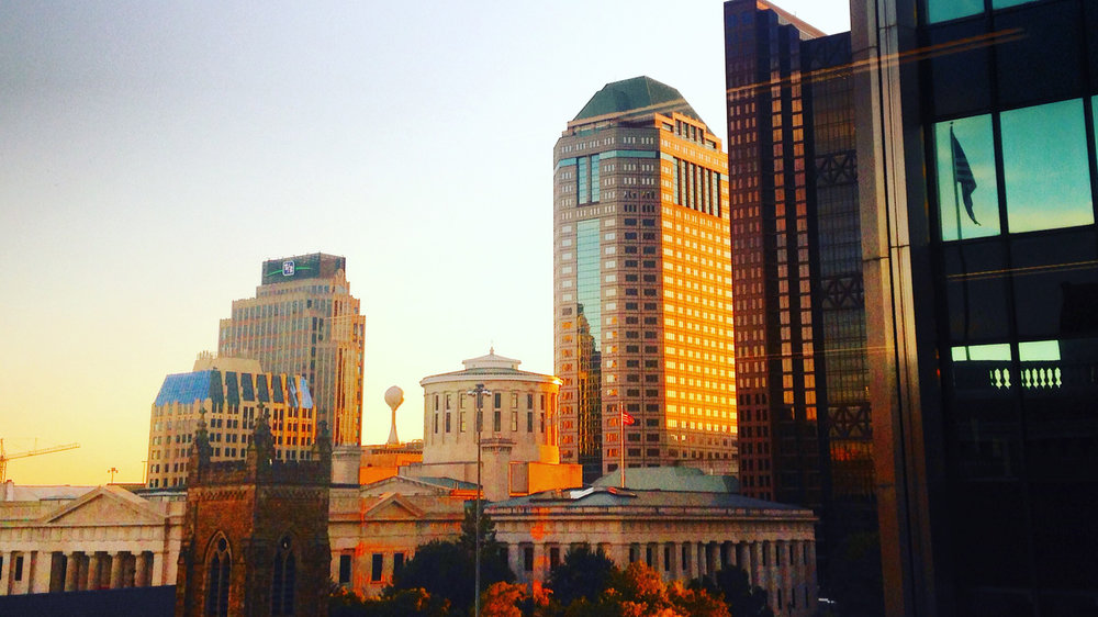 Downtown Columbus, Ohio | Ohio Statehouse | Inspiration, The Athletic Club of Columbus
