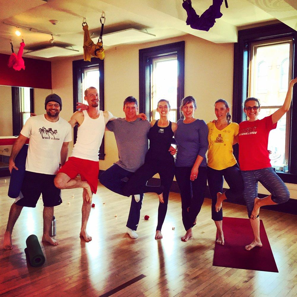 Flex Yoga Wooster | Yoga Studio, Vinyasa, Sekoia