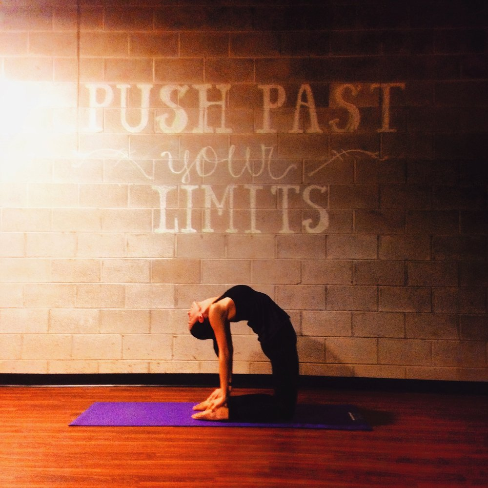 Push Past Your Limits | Online Yoga Classes | Vinyasa Yoga | Download Fitness + Wellness Classes