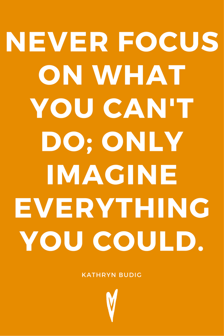 Kathryn Budig Quote | Yoga, Yoga Quote, Inspiration, Motivation, Fitness, Wellness, Health