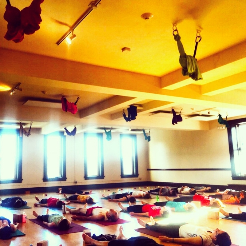 Svasana | Relaxation | Vinyasa Yoga Class at Flex Yoga Wooster