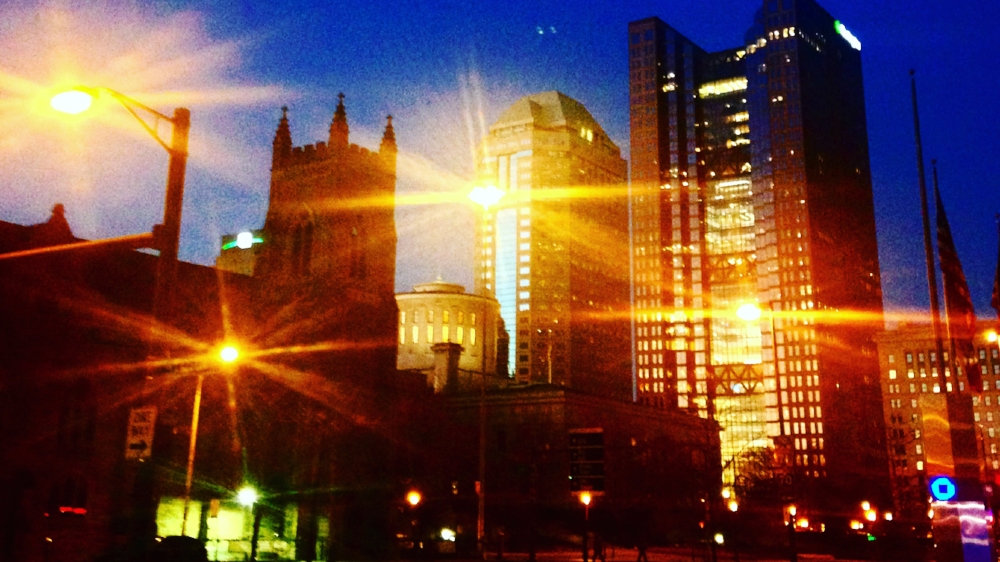 Columbus, Ohio | Discover Ohio, Lights, Downtown Beauty