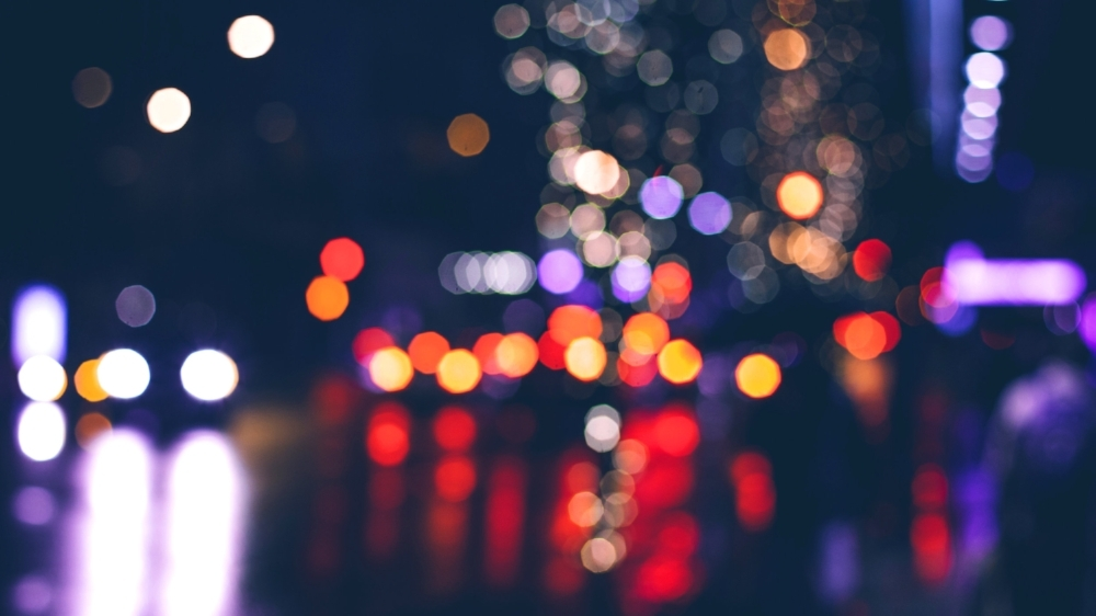 City Lights | Photography, Inspiration, Yoga, Fitness, Wellness