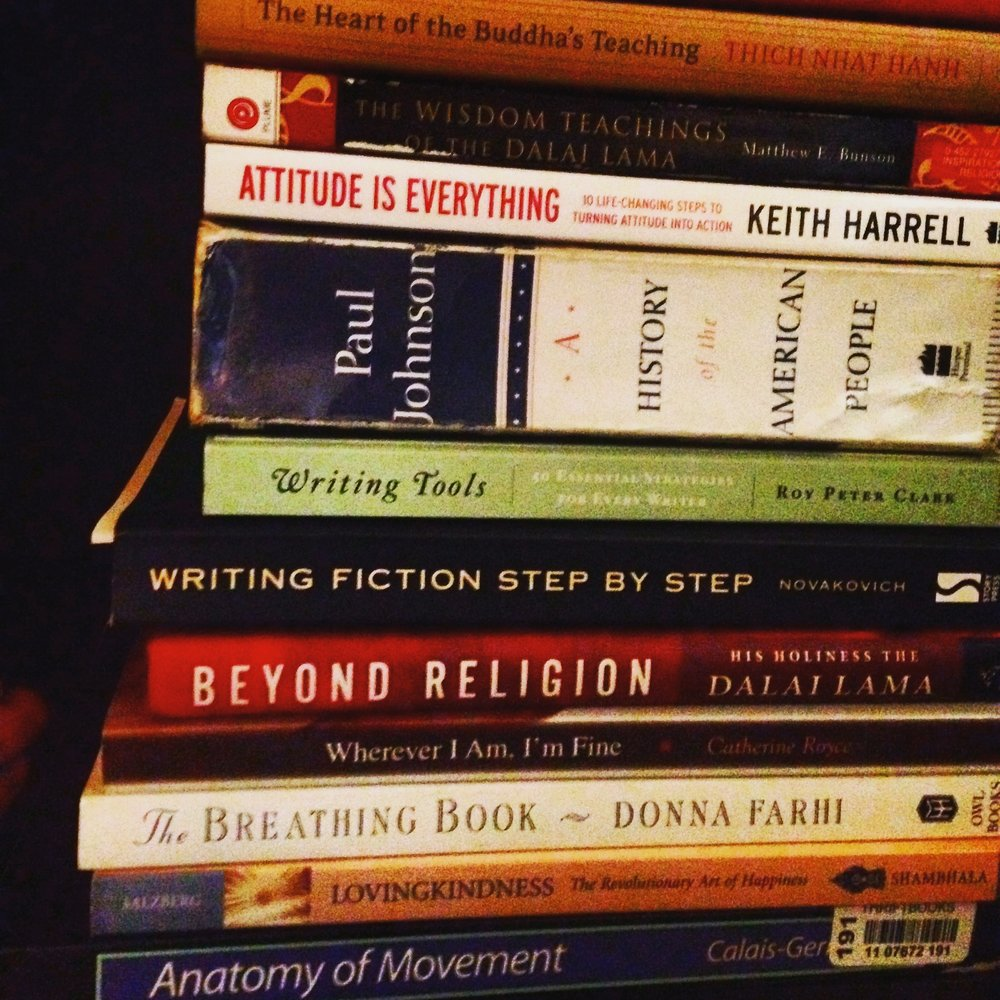 A Blog About Books | Yoga, Meditation, Mindfulness, Fitness, Spirituality