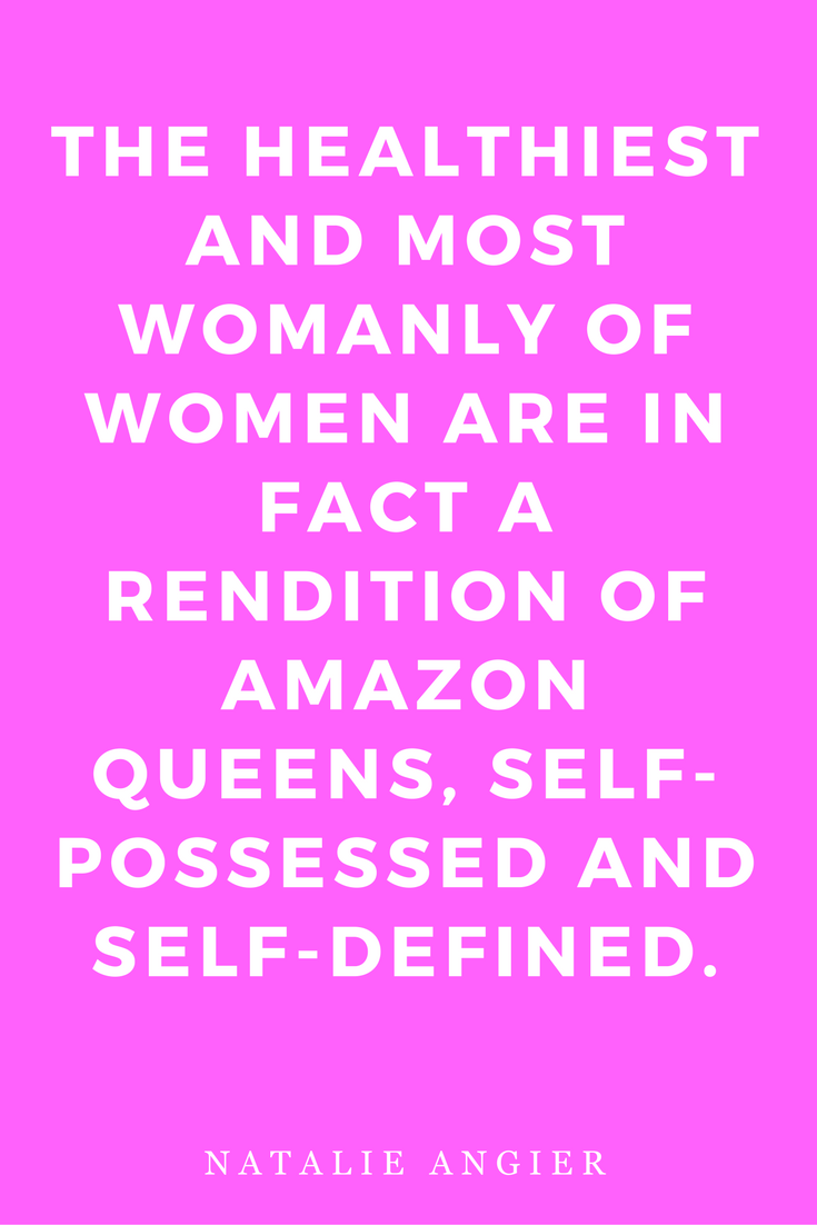 Woman by Natalie Angier Books, Quotes, Inspiration Queens