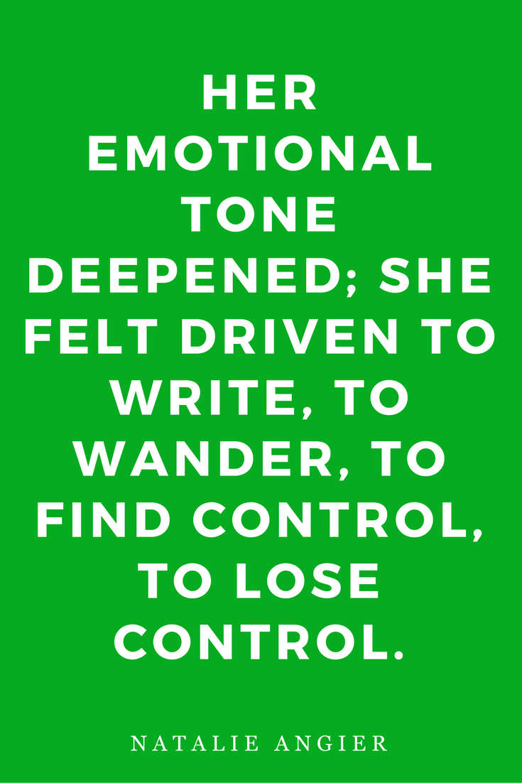 Woman by Natalie Angier Books, Quotes, Inspiration Emotion