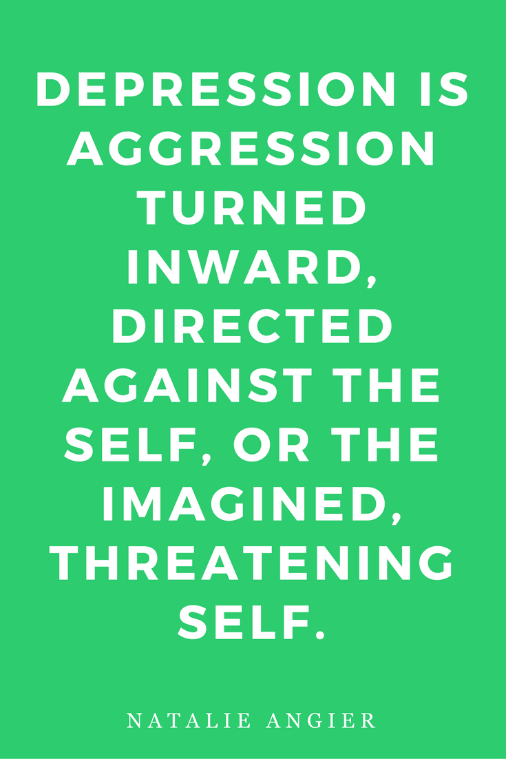 Woman by Natalie Angier Books, Quotes, Inspiration Depression