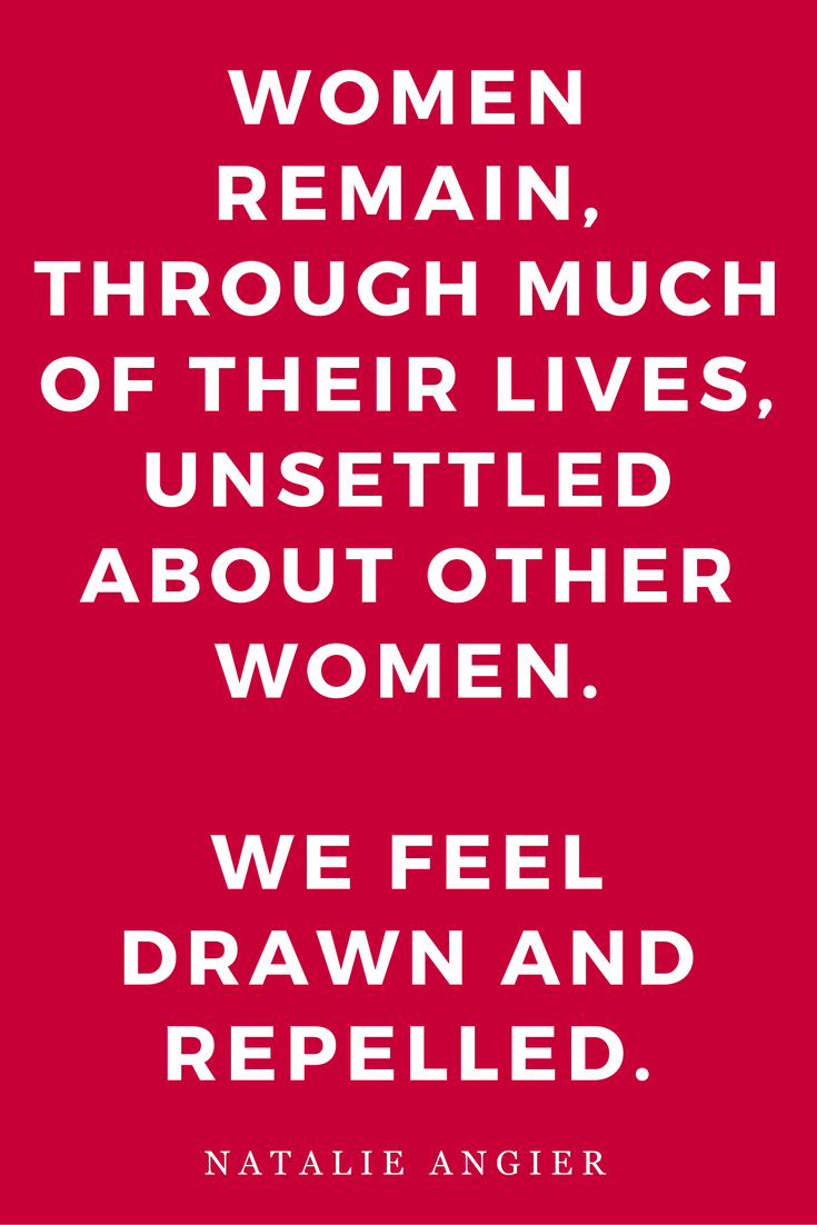 Woman by Natalie Angier Books, Quotes, Inspiration Women Drawn
