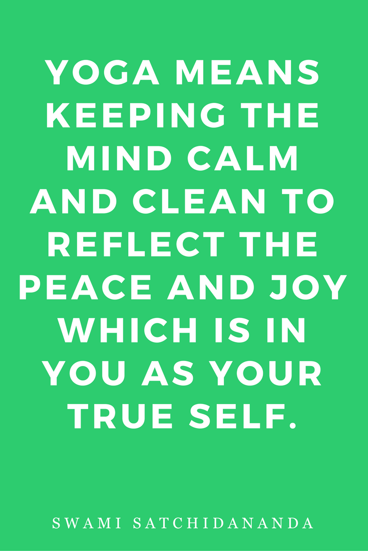 The Key to Peace by Swami Satchidananda Quotes, Inspiration, True Self
