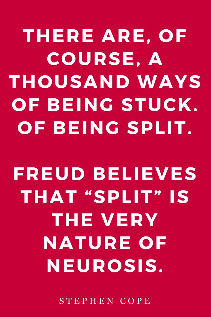 The Great Work Of Your Life by Stephen Cope, Inspiration, Books, Quotes, Freud