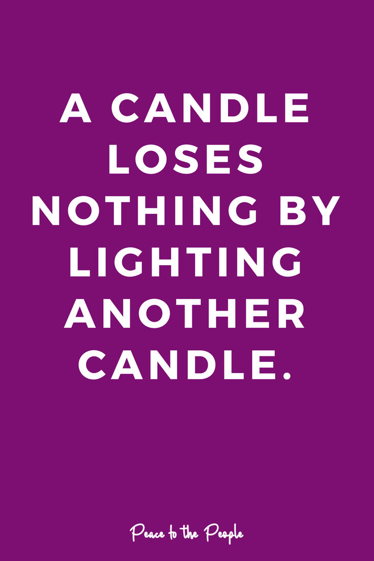 Mantras Quotes Inspiration Motivation Candle