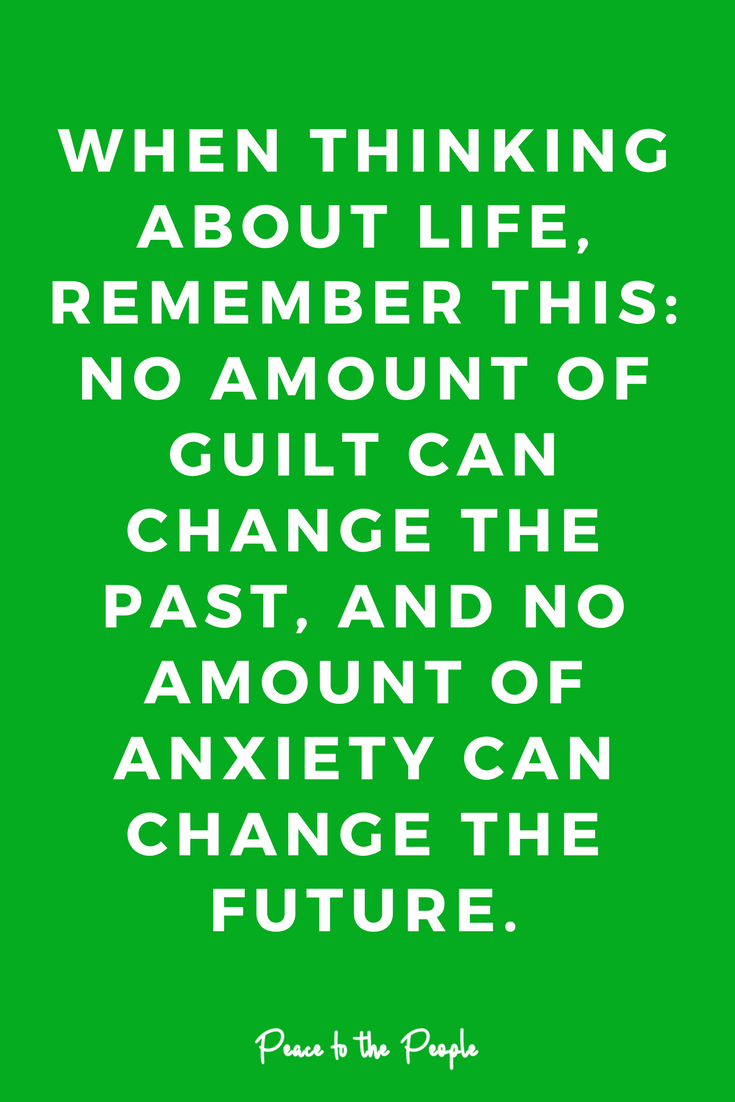 Mantras Quotes Inspiration Motivation Guilt Anxiety