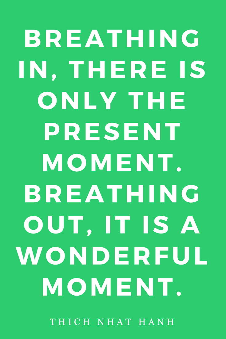 Mantras Inspiration Motivation Quotes Present Moment