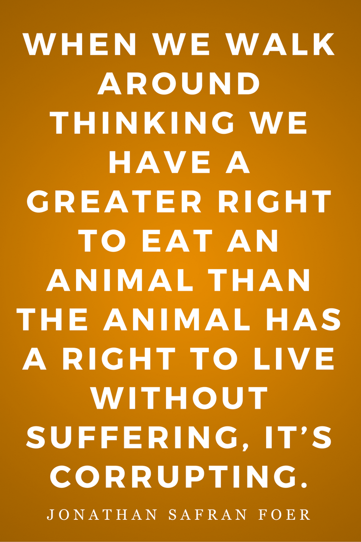 Eating Animals by Jonathan Safran Foer, Diet, Quotes, Books, Inspiration, Corrupting