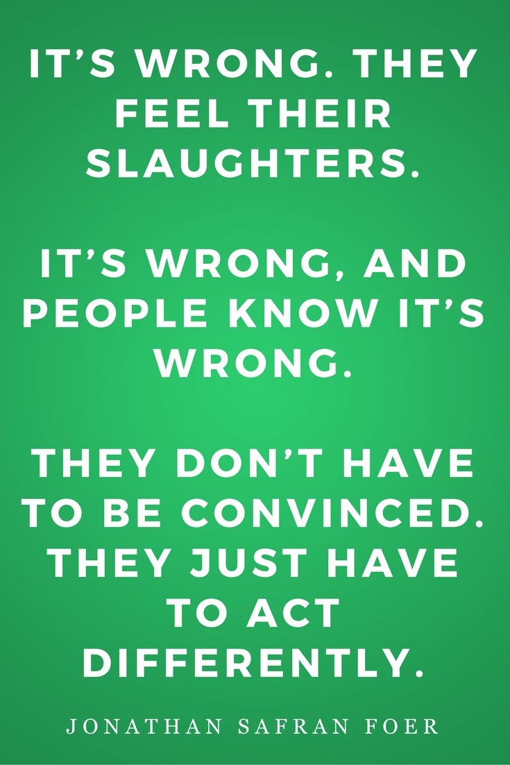 Eating Animals by Jonathan Safran Foer, Diet, Quotes, Books, Inspiration, Slaughters