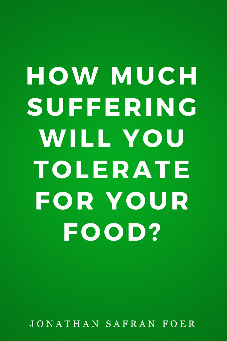 Eating Animals by Jonathan Safran Foer, Diet, Quotes, Books, Inspiration, Suffering
