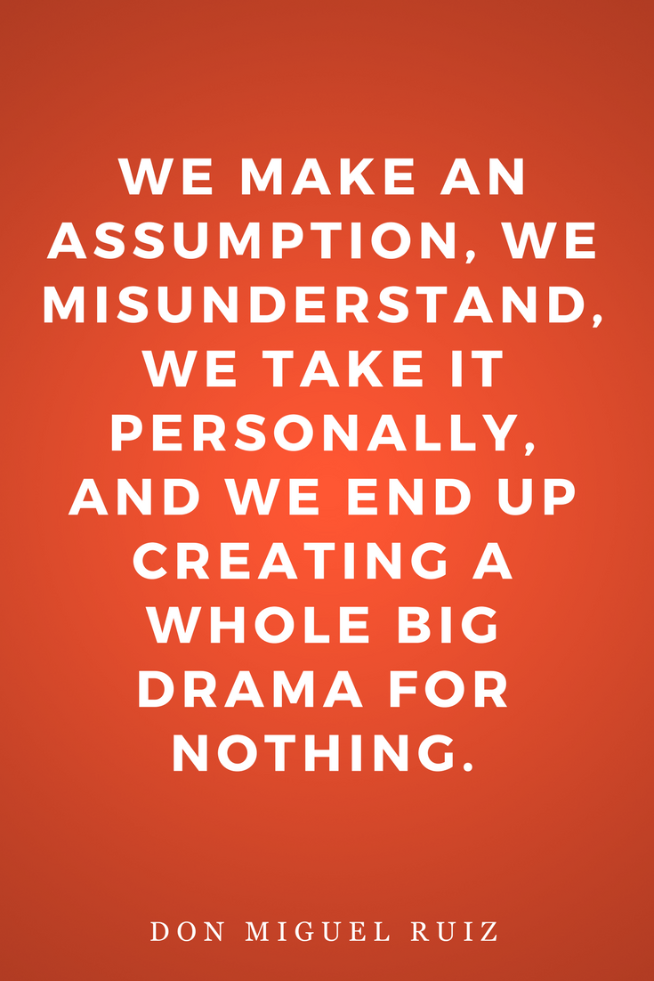 The Four Agreements by Don Miguel Ruiz, Life, Inspiration, Quotes, Books, Gossiping