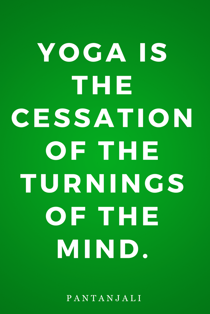 The Mirror of Yoga by Richard Freeman, Life, Inspiration, Quotes, Cessation