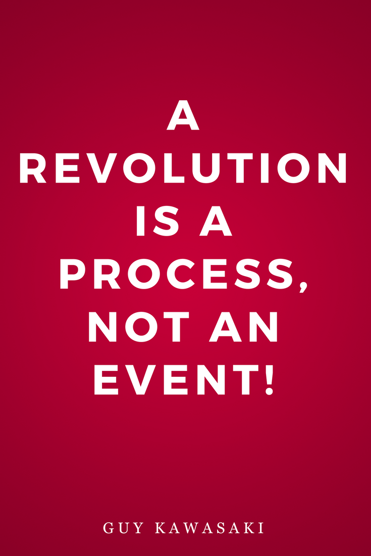 Rules for Revolutionaries by Guy Kawasaki Inspiration, Quotes, Books, Process
