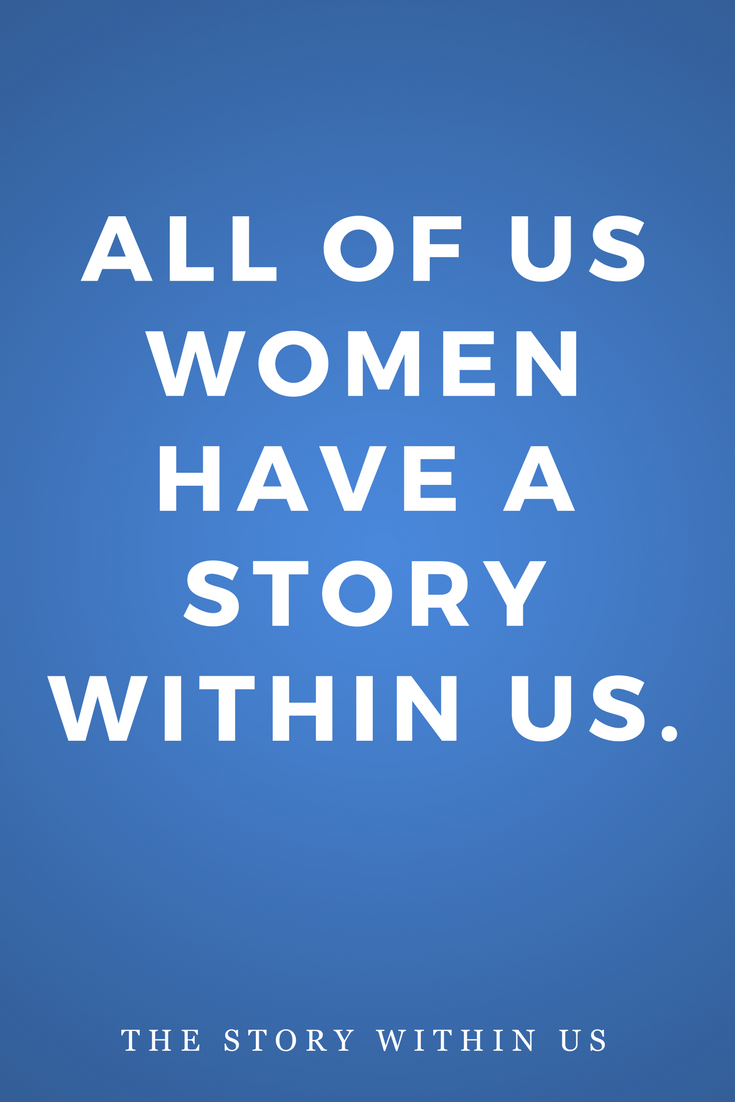 The Story Within Us, Novel, Inspiration, Quotes, Women