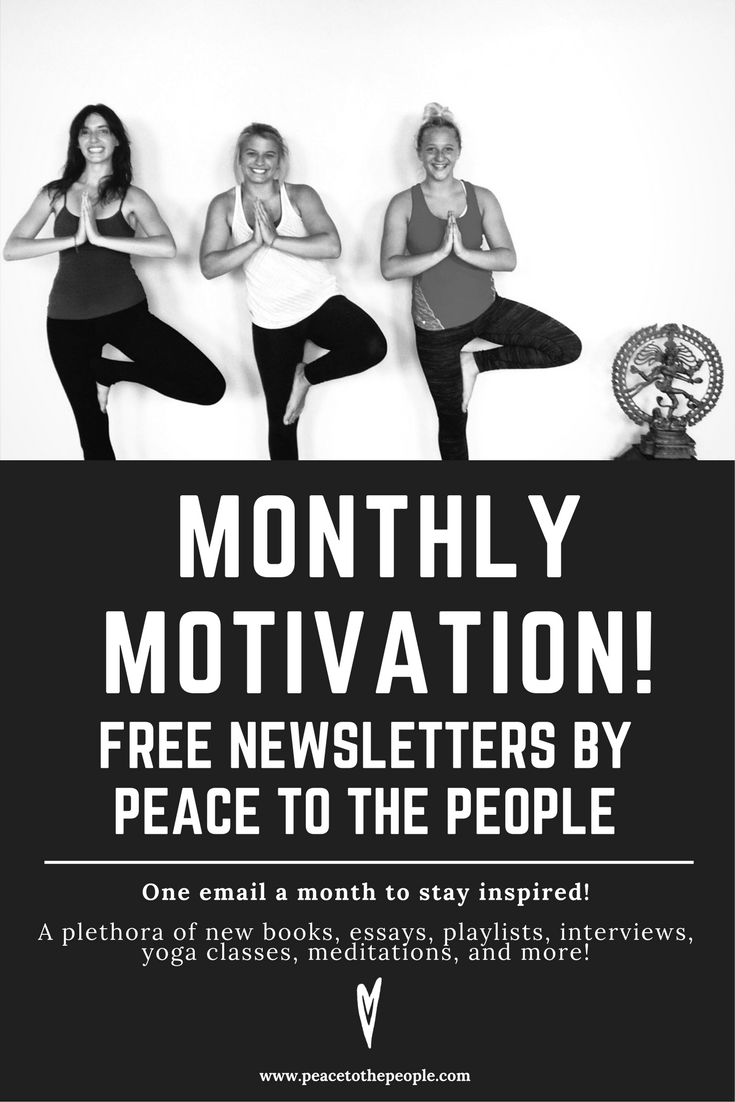 browse peace to the people a dose of fresh books essays playlists interviews yoga classes meditation