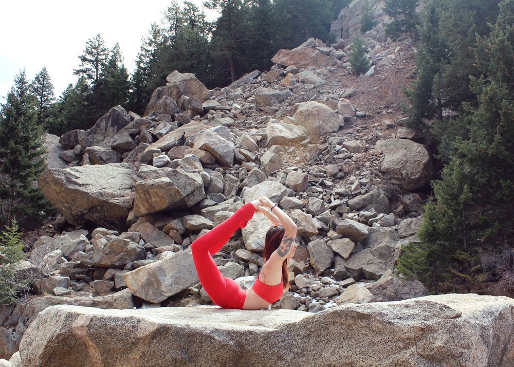 Milena Azevedo Yoga Colorado