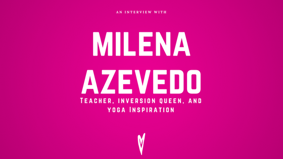 Milena Azevedo Interview Peace to the People