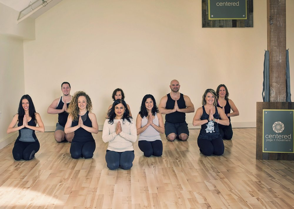 Centered Yoga + Movement, Worthington, Columbus, Ohio