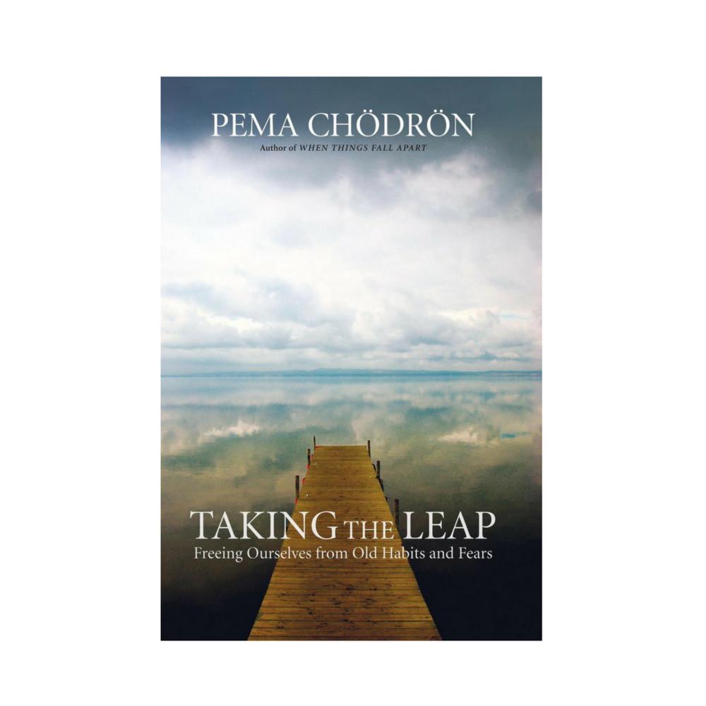 Taking the Leap by Pema Chödrön