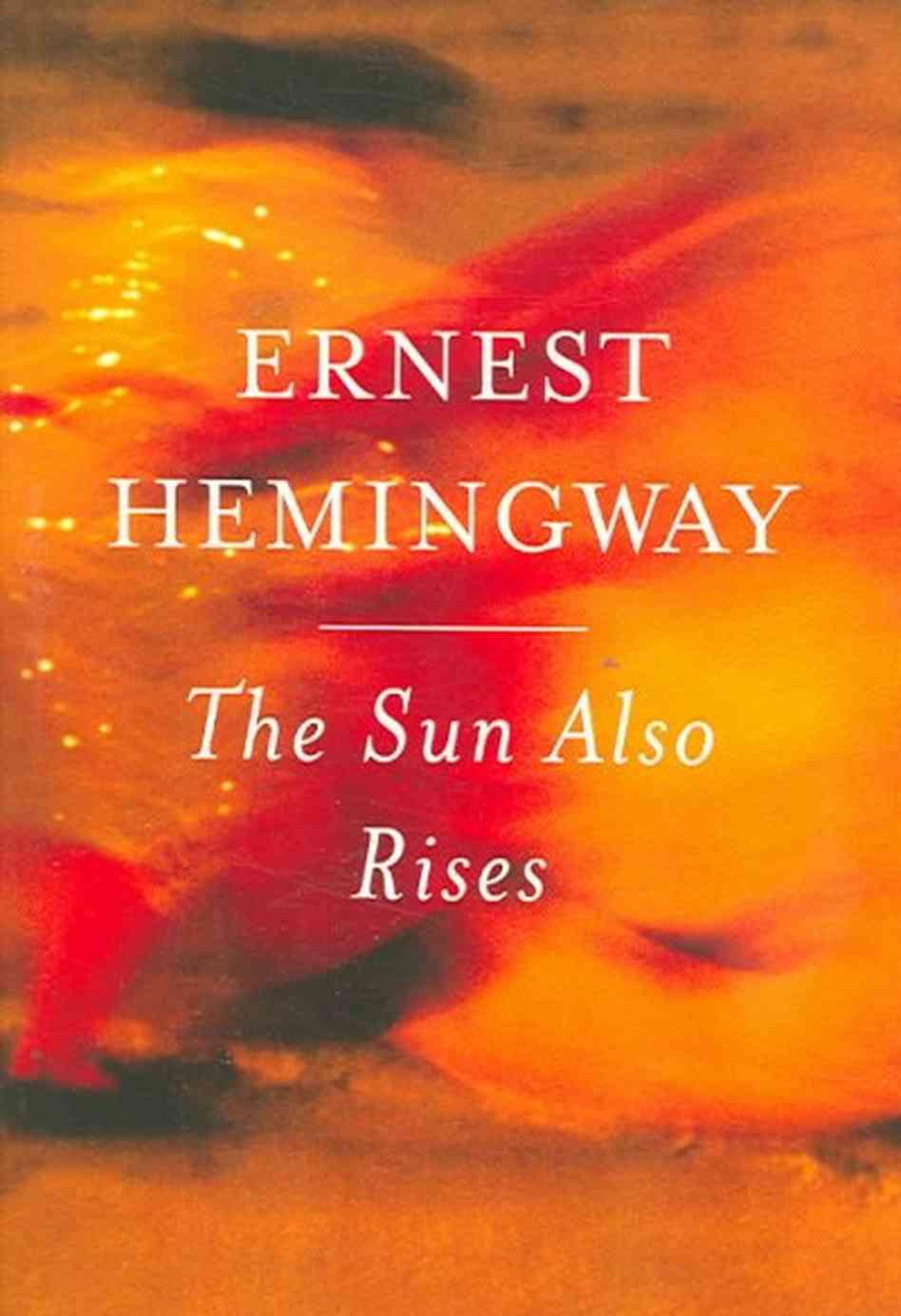 The Sun Also Rises by Ernest Hemingway Beautiful Book Novel Blog.jpg