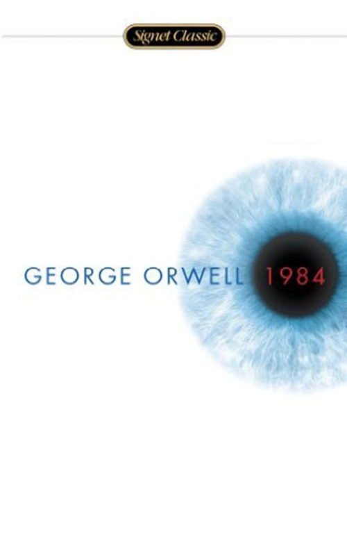 1984 by George Orwell Book Recommendations Political Inspirational Dystopian.jpg